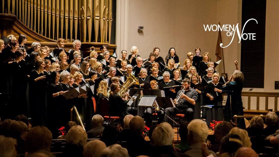 Women of Note, Winnipeg, MB