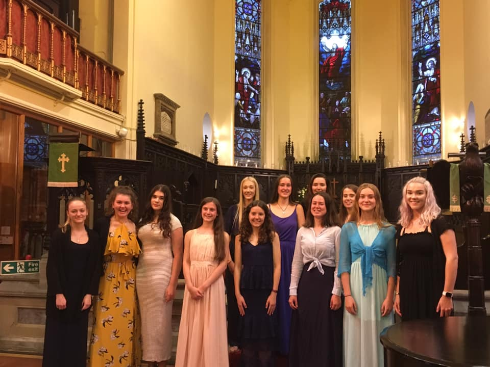 Voices - City Of Derby Girls Choir